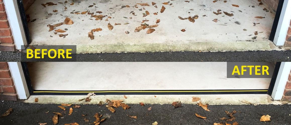 garage door sealGarage Door Seal  Weather Defender