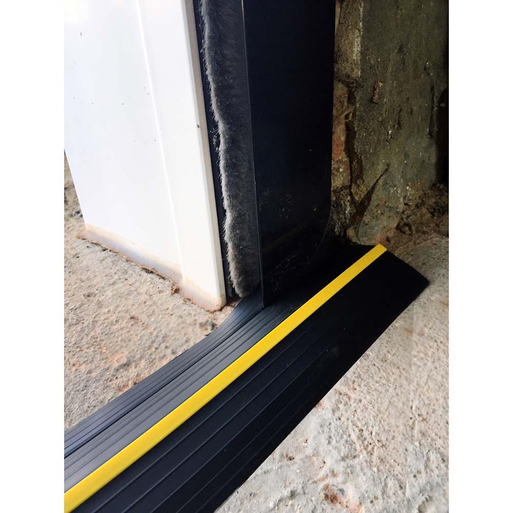 Weather Defender Garage Door Floor Seal Weather Defender