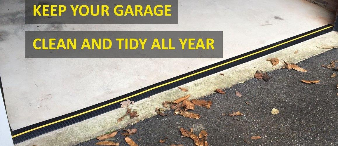 Garage Door Seal Weather Defender