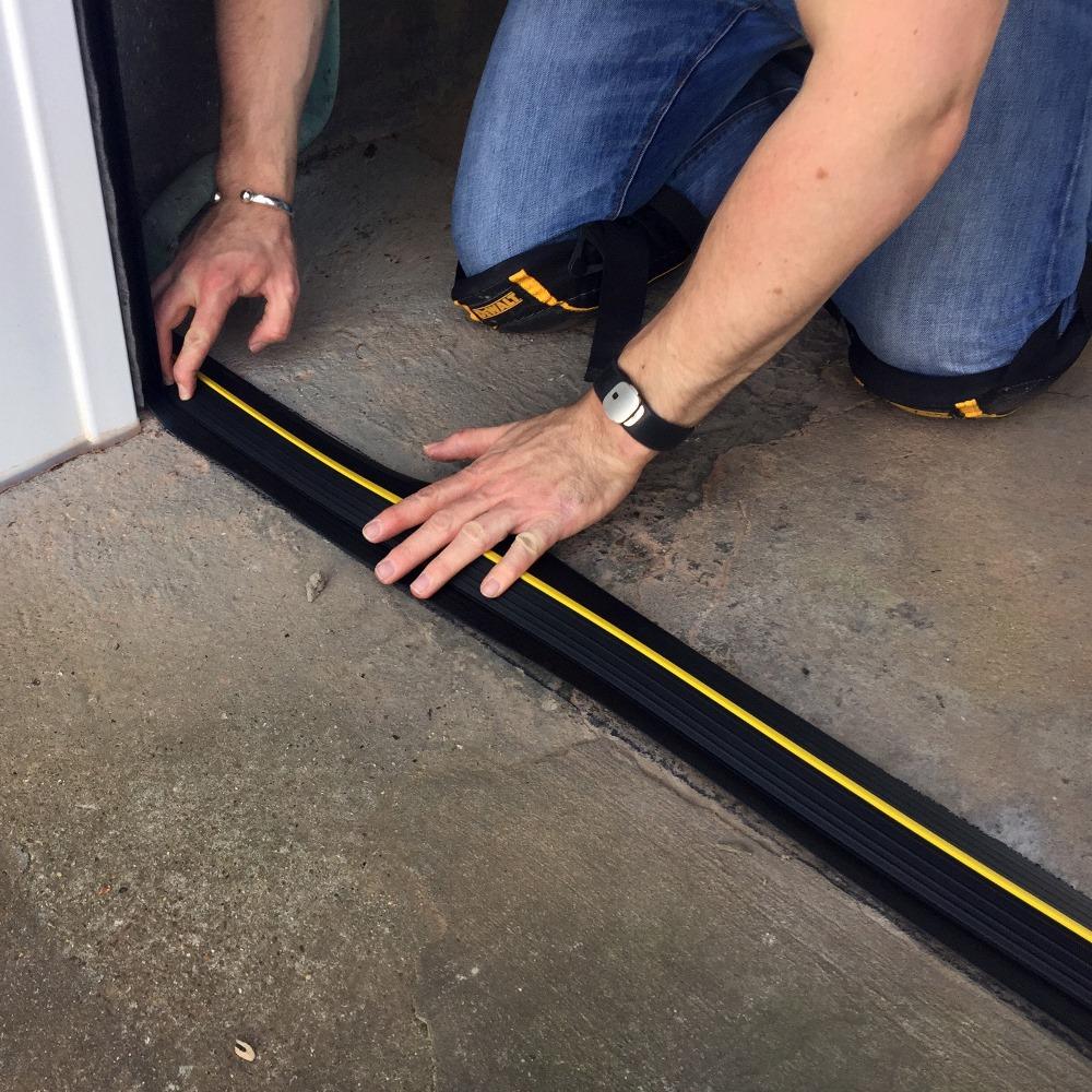 Weather Defender XL Garage Door Floor Seal | Weather Defender