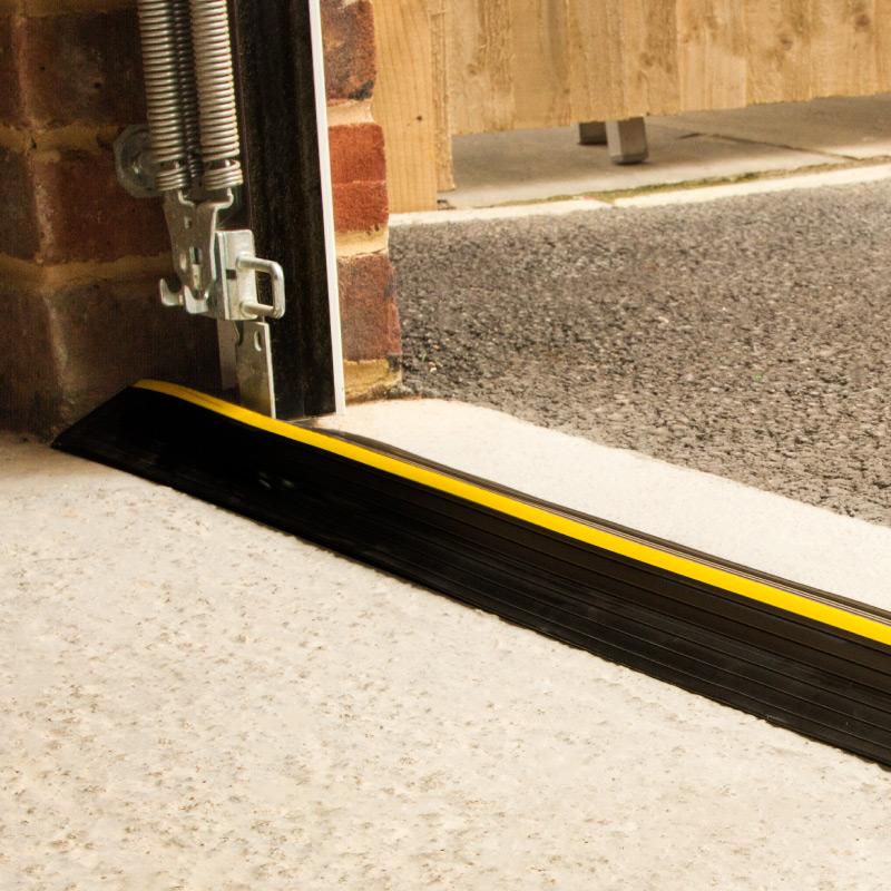 Weather Defender Xl Garage Door Floor Seal Weather Defender