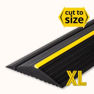 Garage door floor seal XL cut to size